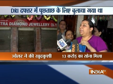 Gold smuggling case: Delhi jeweller jumps off 6th floor of DRI office, dies