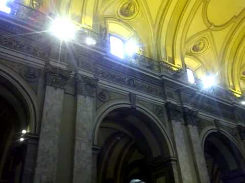 Buenos Aires Cathedral organ