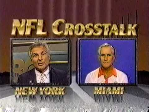 1990 Wk 02 Don Shula Interviewed By Nick Buoniconti