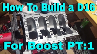 D16 Build For Boost pt:1