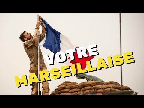 Vous avez chanté La Marseillaise