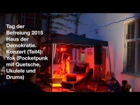 Tag der Befreiung 2015 im Haus der Demokratie Berlin - Teil4