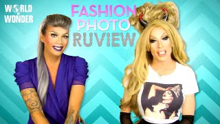 RuPaul's Drag Race Fashion Photo RuView with Raja and Alaska 5000: Social Media Ep 40