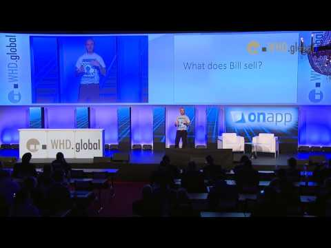 WHD.global 2016 - OnApp - What is really going on in the hosting business