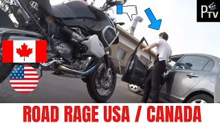 ROAD RAGE USA / ROAD RAGE IN AMERICA, CANADA *2019* / Caught On DashCam