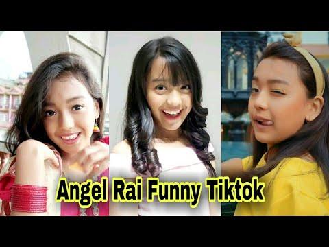 Angel rai | very funny tiktok video