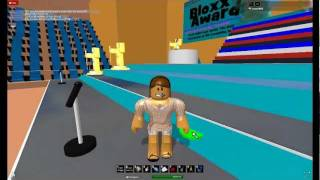 Roblox The 2nd Annual Bloxx Awards Set Tour!