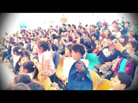 Beijing My Globe Teachers: Kindergarten Field Trip to Aquarium