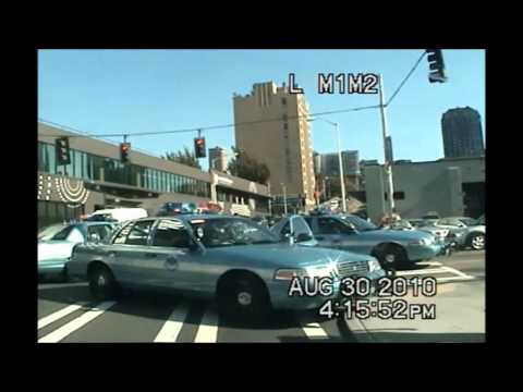 Seattle dash cam/audio of a citizen shot and killed while breaking no laws!
