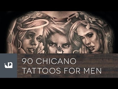 90 Chicano Tattoos For Men