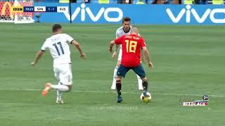 Россия 4:3 Испания! ОБЗОР МАТЧА!!  ПОБЕДААА