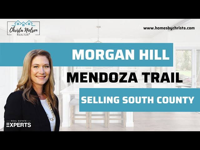 South County Hiking - Mendoza Trail | Living in Morgan Hill, CA | Living in Gilroy, CA