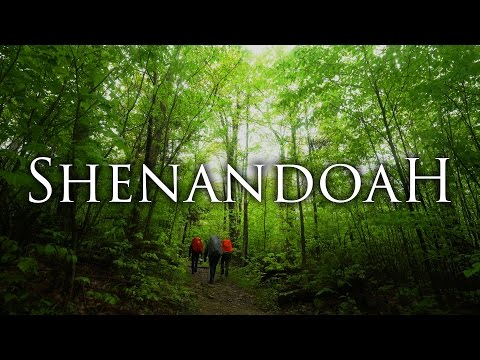 Shenandoah National Park in 4K | Backpacking, Hiking, & Camping Virginia