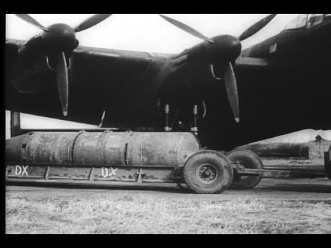 Historic Archival Stock Footage Wwii Super Blockbuster