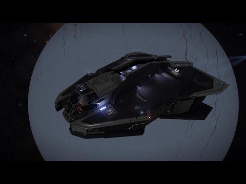 Elite: Dangerous 1.2 - Bounty Hunting in a Vulture (2.7M in Bounties)