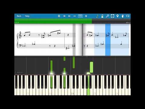 Akad - Payung Teduh (Piano Tutorial)