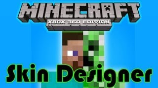 Custom skin editor for minecraft xbox 360 edition? Will there ever be?   HD