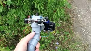 Дешевый электронный стабилизатор для GoPro. Идеи сборки. Небольшой тест.