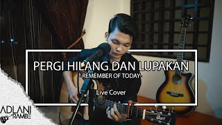 Adlani Rambe - Pergi, Hilang dan Lupakan (Official Music Video)