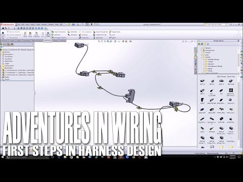 Adventures in Wiring - First steps in harness design