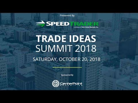 Trade Ideas Summit 2018: Rise with the Machines