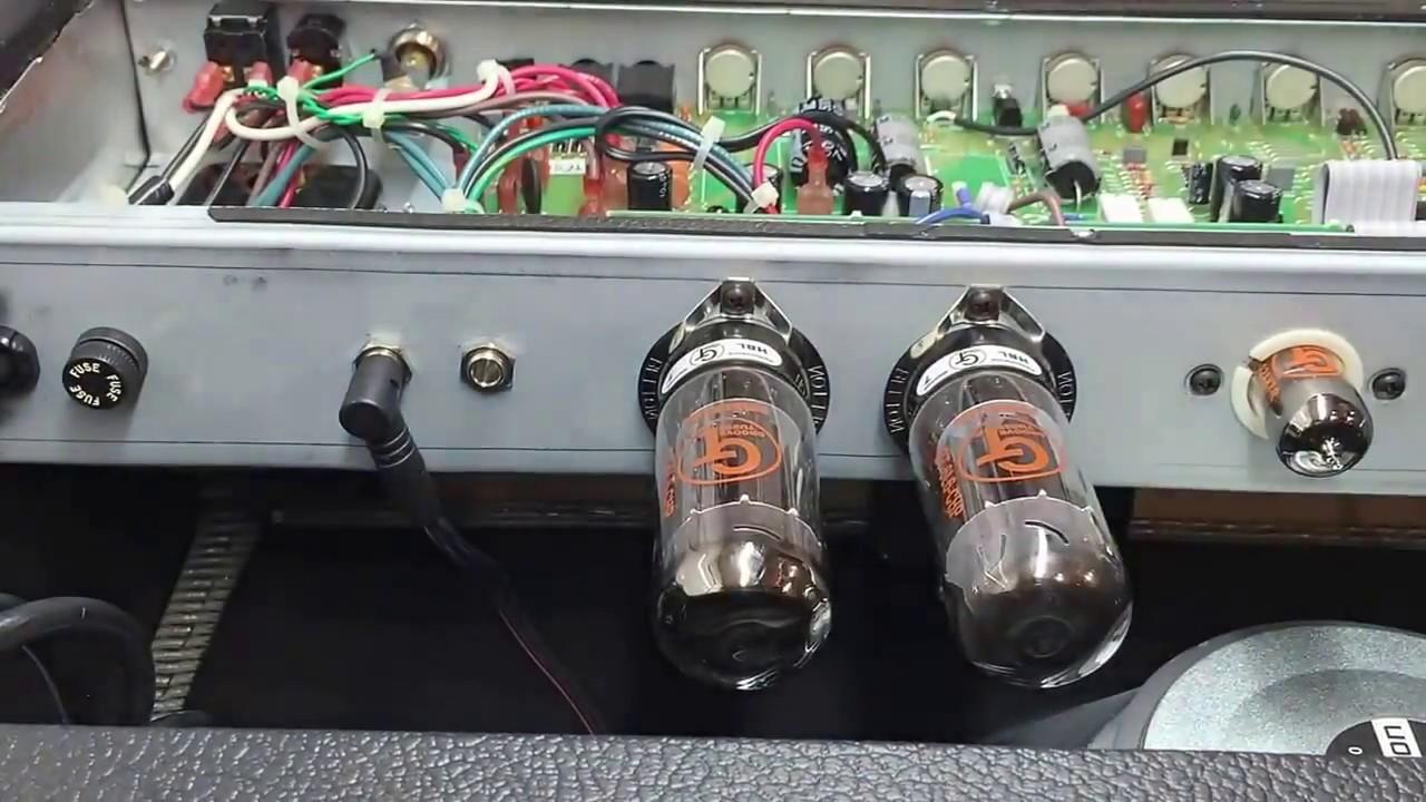 Fender Preamp Tube Stabilizer for Hot Rod Deluxe//Deville