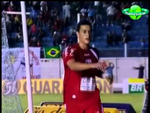 Guaratinguetá 2x1 Guarani - 34ª Rodada do Campeonato Brasileiro série B 2012