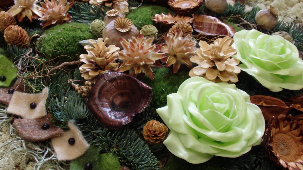 Floristik zu allerheiligen und totensonntag 2016 teil 1 for Floristik allerheiligen