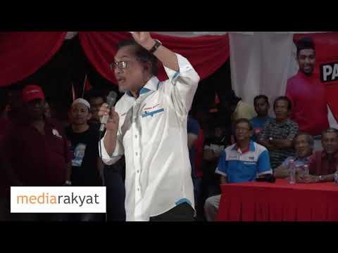 Anwar Ibrahim: Hadi, Ada Tak Bayar Kepada Claire Newcastle (Sarawak Report) Untuk Menutup Kes?