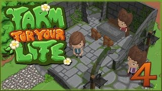 Zombie Survivors Can't Be Picky • Farm For Your Life - Episode #4