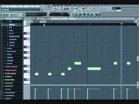 Making Ethiopian Beat with FL Studio