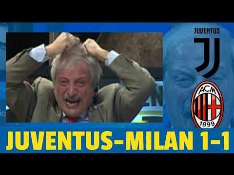 Download JUVENTUS MILAN 1-1 CON TIZIANO CRUDELI E OPPINI 7GOLD DIRETTA STADIO
