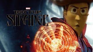 Marvel's Doctor Strange/Toy Story (2016) - Trailer 2