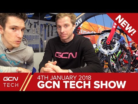 Welcome To The First GCN Tech Show!