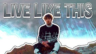 QUADECA - LIVE LIKE THIS (Official Lyrics)