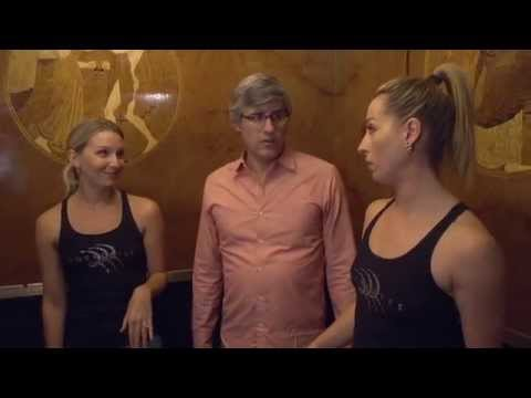 Mo Rocca Meets the Rockettes
