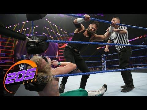 Ariya Daivari vs. local competitor: WWE 205 Live, Feb. 19, 2019