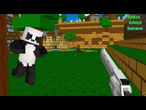 Minecraft With Guns!!! (Totally Not Fake) Pixel Apocalypse And Pixel Hero Warfare