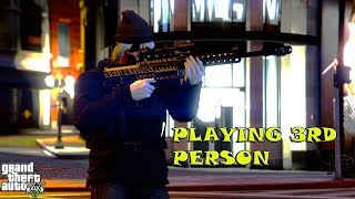 Playing 3rd person
