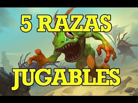 5 RAZAS QUE PODRÍAN SER JUGABLES EN WOW | WORLD OF WARCRAFT