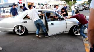 STANCE NATION Japan G Edition 2016 駐車場 (Part 1)