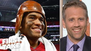 Alabama needs Tua to be special to beat Clemson this season - Max Kellerman | First Take