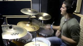 Three Days Grace - I Hate Everything About You - Drum Cover By Rossy Georgiev