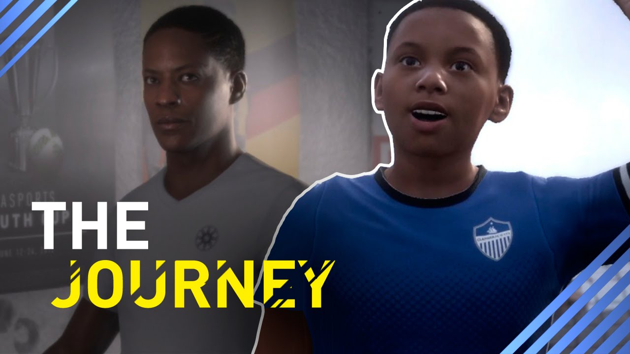 the journey of alex One of the best additions to fifa 17 was the journey, a mode that put players in the shoes of a fictional young star called alex hunter.