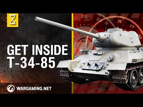 Inside the Chieftain's Hatch: T-34-85, Episode 1