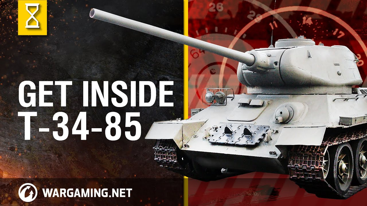 Download Inside the Chieftain's Hatch: T-34-85, Episode 1
