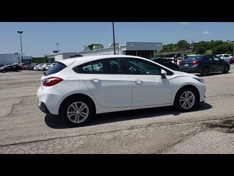 2019 Chevrolet Cruze Tulsa Broken Arrow Owasso Bixby Sand Springs Ok 102829