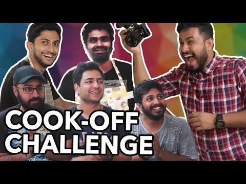 Cook Off Challenge Ft. Kenny Sebastian & Balraj Ghai | Absurdists | Abish Mathew