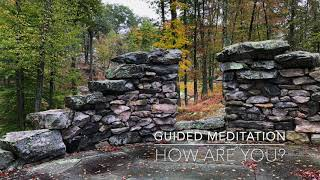 HOW ARE YOU?: 10 Minute Guided Meditation | A.G.A.P.E. Wellness