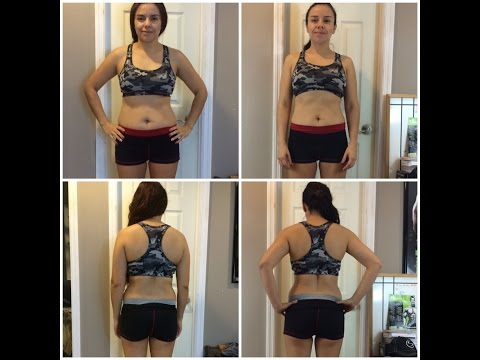 Insanity Max 30 Final Review/ Before and After
